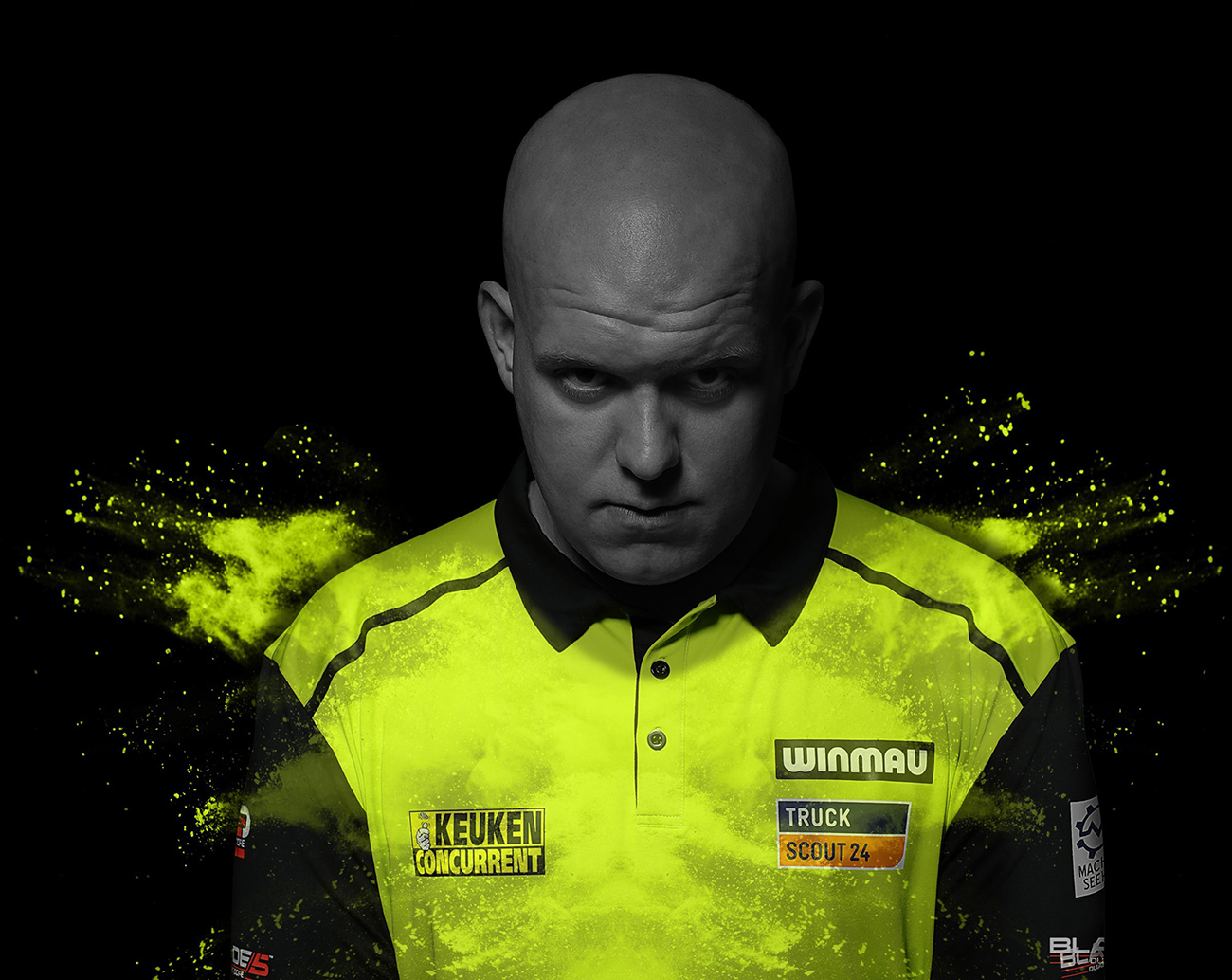 Michael van Gerwen Graphic
